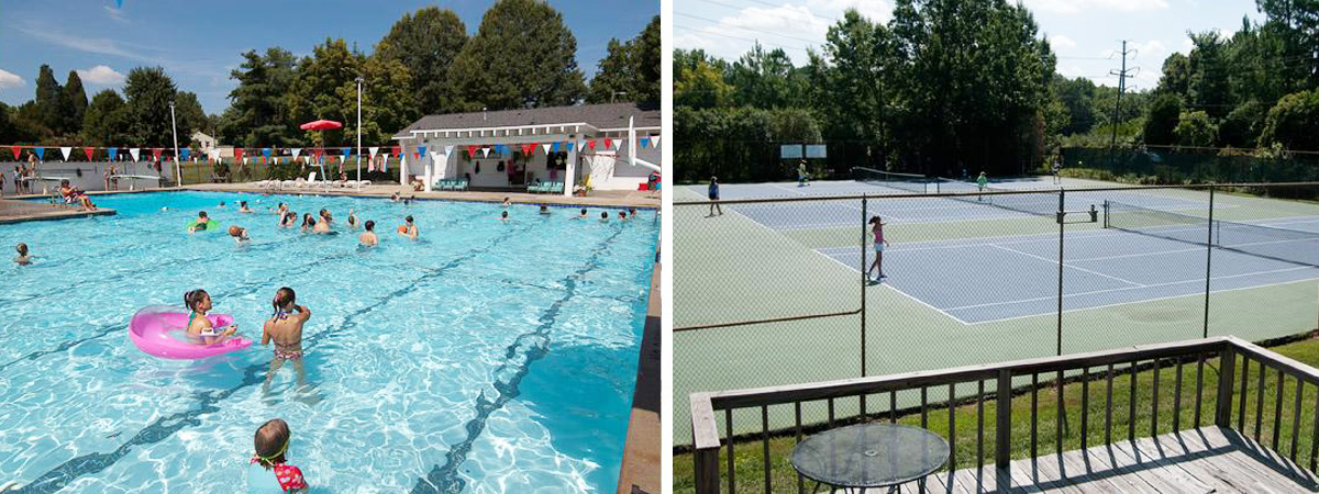 Rama Swim and Racquet Club Charlotte NC